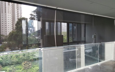 Motorized Blinds system in Sinapore