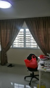 Night curtains installed on last friday @ TPY HDB (1)