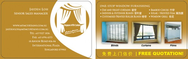 ONE-STOP WINDOW FURNISHING