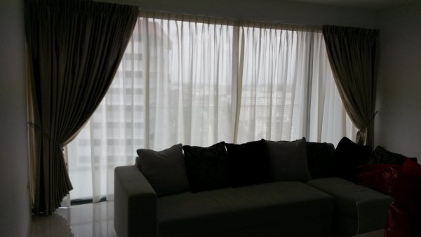 Day and Night Curtains in living roomBest Color for Blinds|Curtains in Singapore Mtm Curtains