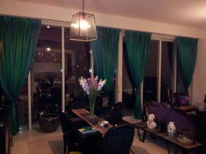 The Cosmopolitian - Customized Design Curtains (1)