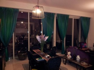 The Cosmopolitian - Customized Design Curtains Singapore MTM Curtains | Roller Blinds| MTM Curtains SIngapore