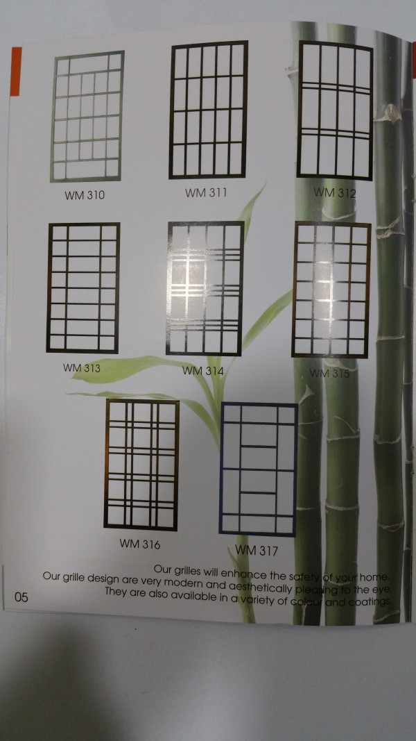 Window Grilles Affordable Mtm Curtains Singapore