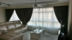 Yishun Greenwalk - Day & Night Curtains (2)