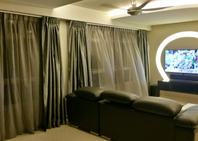 Yishun Green Walk – Curtains and Blinds