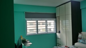 Yishun Greenwalk - Roller Blinds (1)
