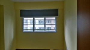 Yishun Greenwalk - Roller Blinds (2)