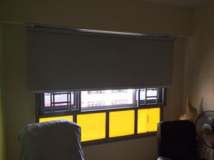 Yishun Riverwalk - Roller Blinds (2)