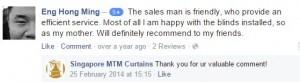 singapore mtm curtains facebook testimonial 4