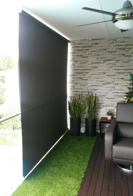 Heavy Duty Outdoor Roller Blinds In Singapore