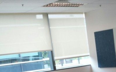 Fabricating Office Blinds
