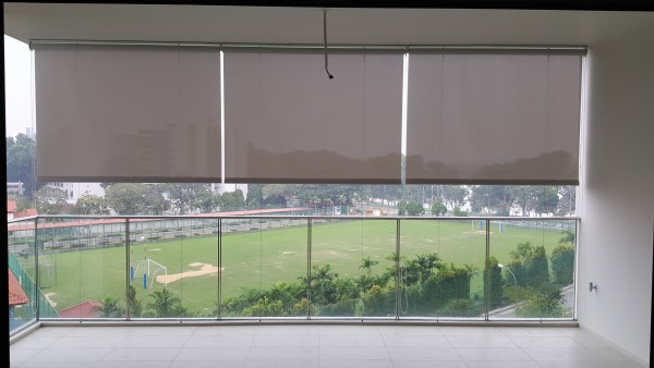 Waterfront Isle Outdoor Blinds Singapore Mtm Curtains