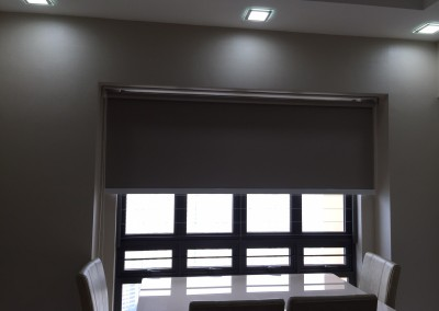 Skyville @ Dawson – Blackout Roller Blinds stylish architecture