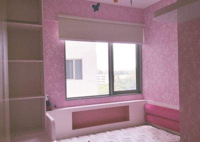 Bartley Residence – Curtains, Blinds & Frosted (4th unit project)