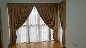 Bedrooms with Day & Night Curtains (3)