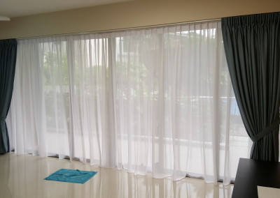 Bartley Residence – Curtains & Blinds (3rd Unit Project)