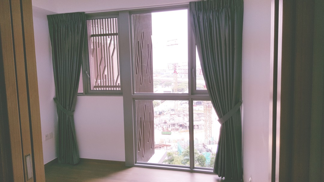 Bartley Residence – Dim Out Curtains
