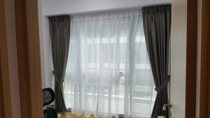 Day & Night Curtains for Eight River Suites Condo (2)