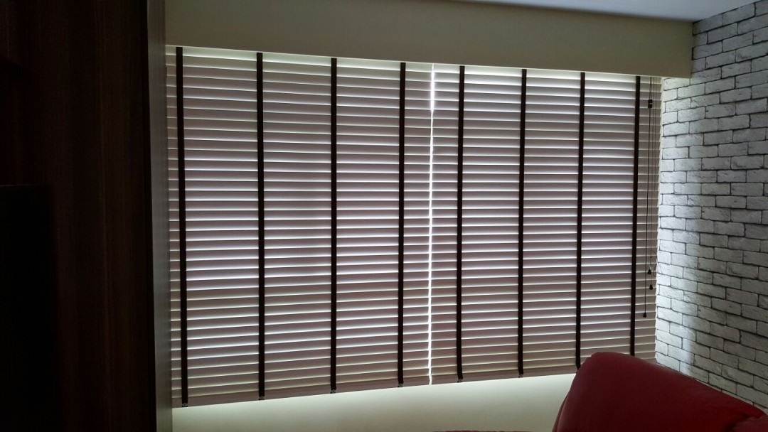 Senja Parc View – Timber Blinds & Roller Blinds
