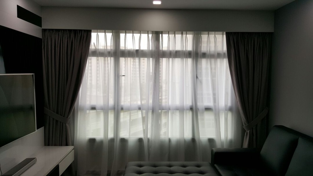 Rivervale Delta – Day & Night Curtains
