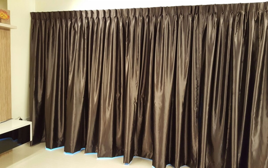 Tampines Greenlace – Curtains & Blinds