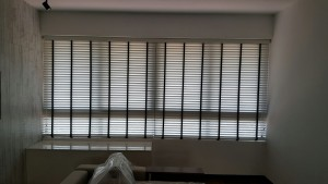 Bedok Court - Timber Blinds Installed @ 295 Bedok South Condo (1)