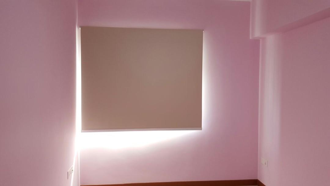 Keat Hong Close – Curtains & Blinds