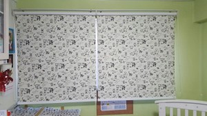 Animal Farm Roller Blinds|Curtains in Singapore Mtm Curtains