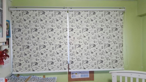 Animal Farm Roller Blinds