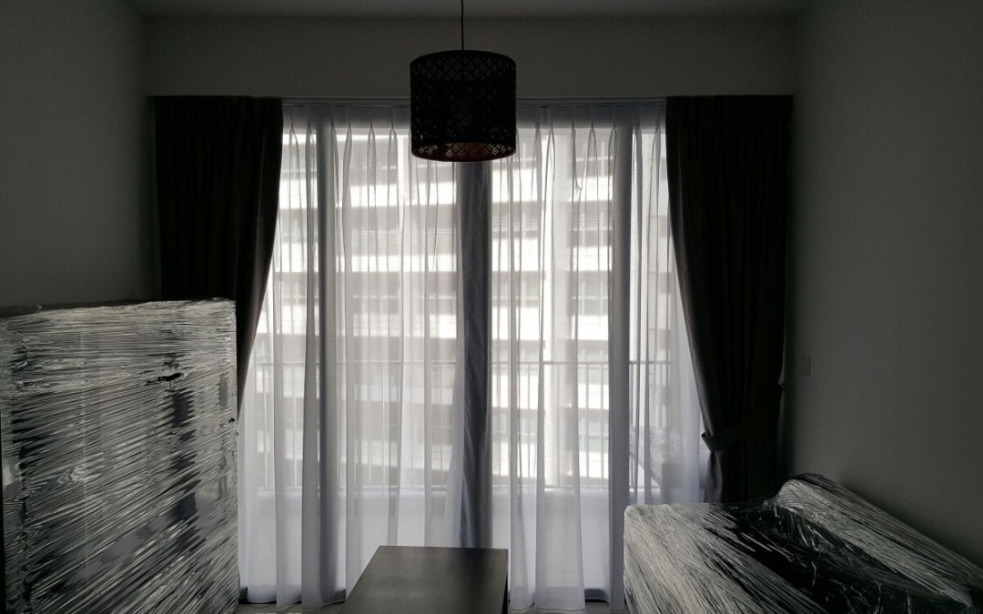 Parc Centros @ Punggol – Day & Night Curtains