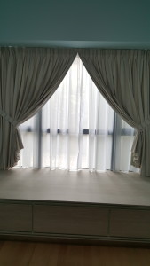 Baby Room Day & Night Curtains|Curtains in Singapore Mtm Curtains