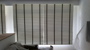 Easylift Timber Venetian Dual Shade Blinds|Curtains in Singapore Mtm Curtains