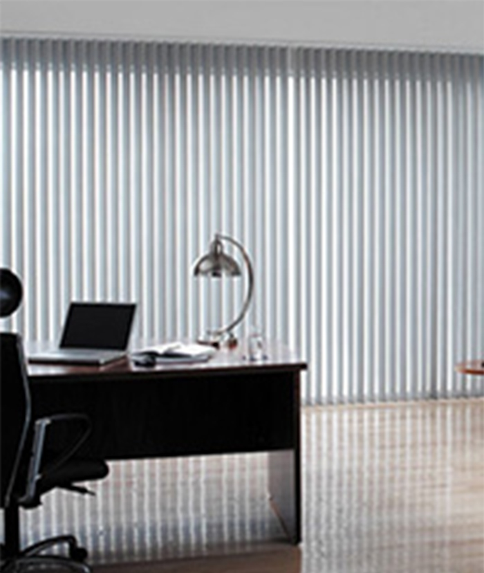 Vertical Blinds Singapore example |Curtains in Singapore Mtm Curtains