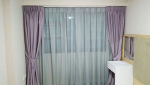 Day & Night Curtain at in Edgedale Plains (3)|Curtains in Singapore Mtm Curtains