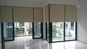 Blackout Roller Blinds | Singapore MTM Curtains