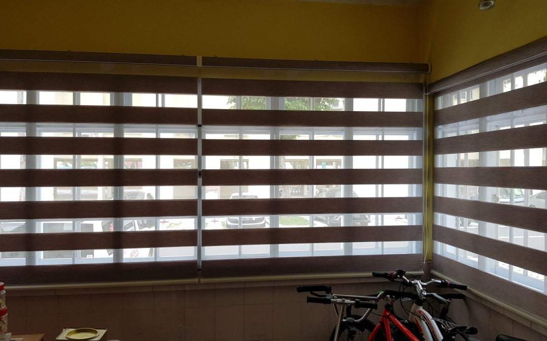 Dual Shade Blinds
