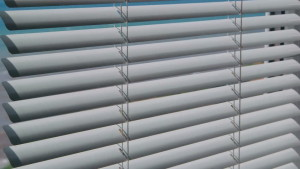 the blinds|White Plastic Blinds| Curtains in Singapore Mtm Curtains