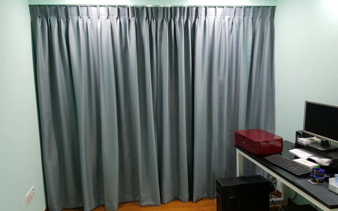 Compassvale Mast – Day and Night Curtains