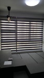 Lush Acres - Rainbow Blinds Semi Auto Dusl Shade System (1)
