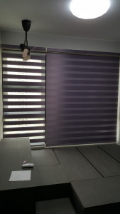 Lush Acres - Rainbow Blinds Semi Auto Dusl Shade System (4)