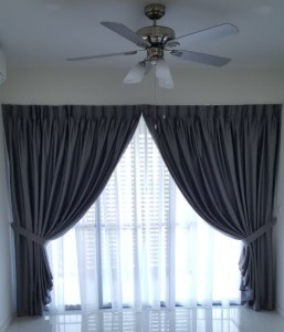 Q-Bay Cover highlights for curtains| Curtains and Blinds