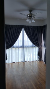 QBay Tampines - 2+1 Curtains & Blinds (2)