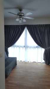 QBay Tampines - 2+1 Curtains & Blinds (5)