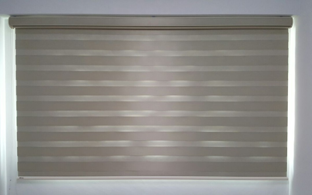 Semi Auto System for Rainbow Blinds in Singapore