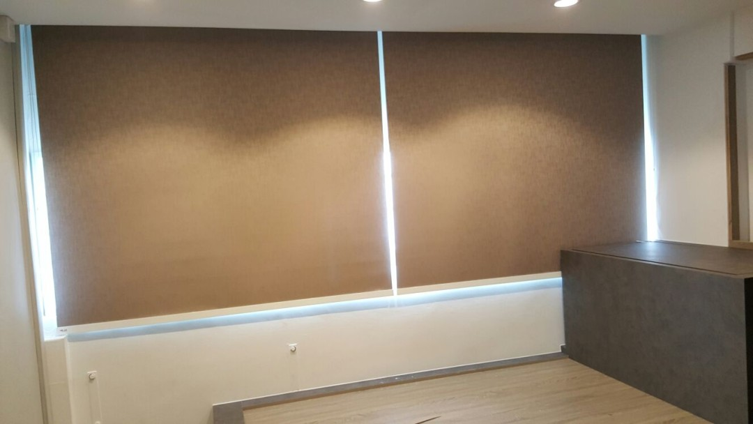 Marine Terrace Breeze – Roller Blinds