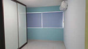 Mcnair Rd - Blue Roller Blinds (1)