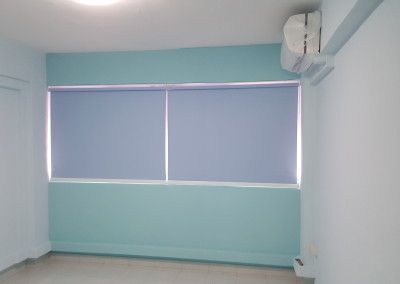 Mcnair Rd – Curtains and Roller Blinds