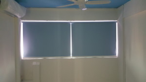 Mcnair Rd - Blue Roller Blinds (3)