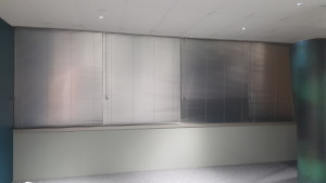 Office @ China Square Central - Aluminium Blinds (2)
