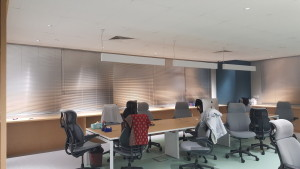 Office @ China Square Central - Aluminium Blinds (7)